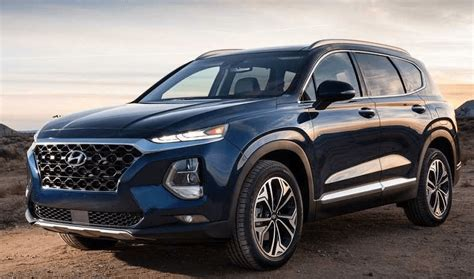 2020 Hyundai Santa Fe Sport by 2020 Hyundai Santa Fe Sport Release Date Price Review