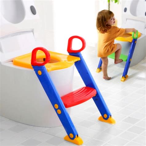 potty seat with ladder foldable kid potty toilet seat with ladder for u