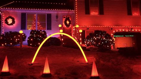 lights at 99 blevens drive in manchester nh