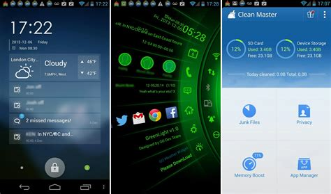 themes for android without launcher 11 of the best android launchers and home screen