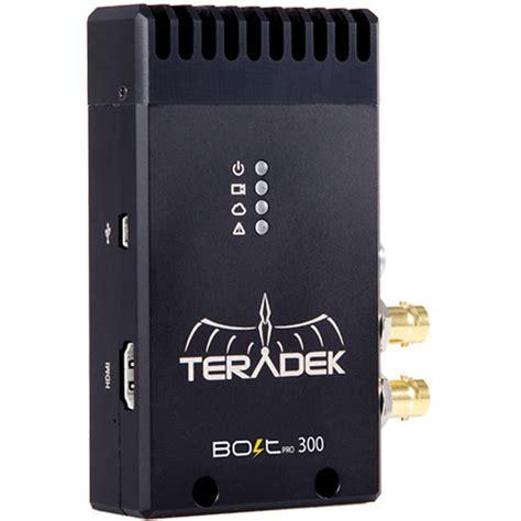 Wifi Bolt 3g teradek bolt 300 3g sdi wireless transmitter 10 0921 b h