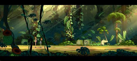 design background games jungle design by cyrilcorallo deviantart com on