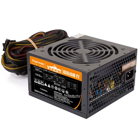 Segotep And Include Psu 500w segotep f7 500w atx computer power supply desktop gaming psu active pfc 120mm fan 90 264v sales