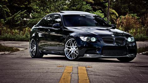bmw black car wallpaper hd bmw voitures noires nature papier peint allwallpaper in