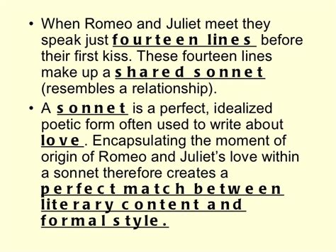 themes of commitment in romeo and juliet love sonnets shakespeare romeo and juliet mypoems co