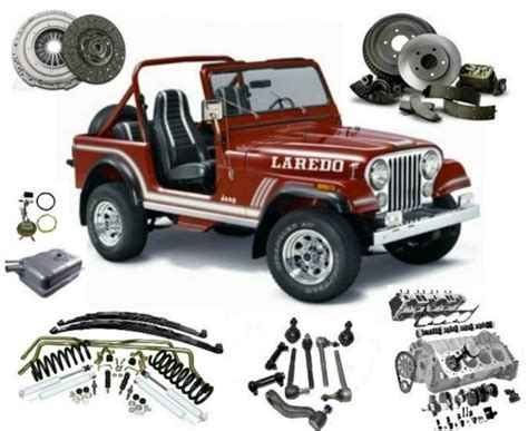 Jeep Parts In Willys Jeep Parts Kaiser Willys Parts Willys Jeep Jeep