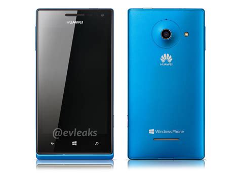 Huawei Windows Phone huawei ascend w1 smartphone mit windows phone 8 geleakt