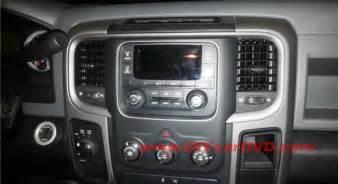 2014 Dodge Ram Radio Stereo Install Dash Kit Dodge Ram 02 03 04 05 Car