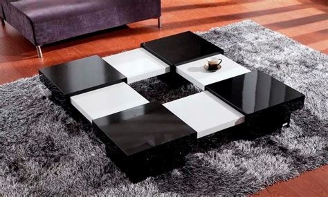 Modern Center Table by Get Ideas For A New Center Table For Your Living Room