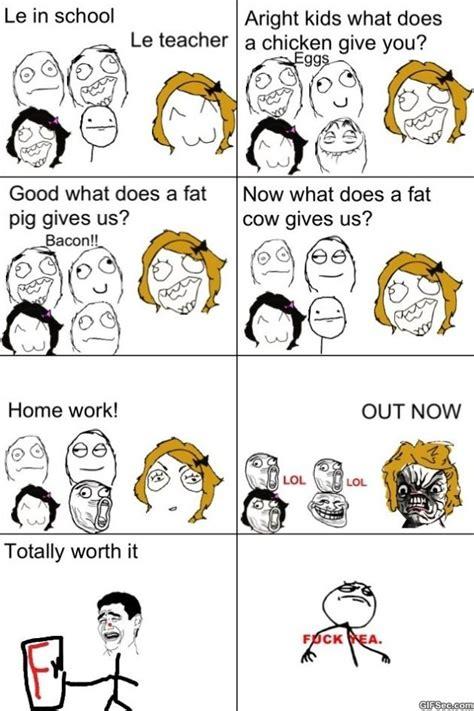 Memes Comics Funny - rage comics worth it funny meme gif