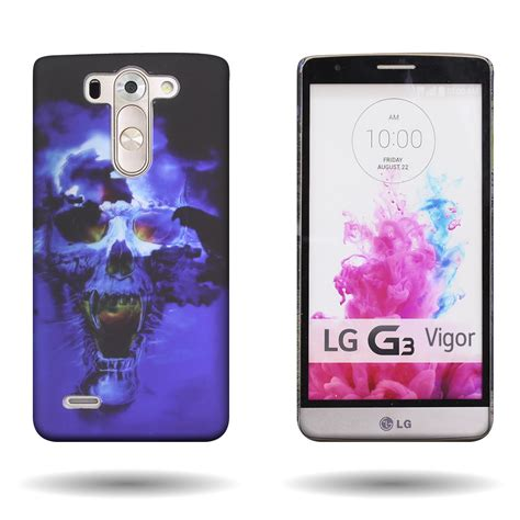 design cover for phone for lg g3 vigor slim protective snap on phone case hard