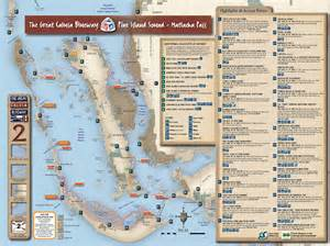 florida cing map calusa blueway