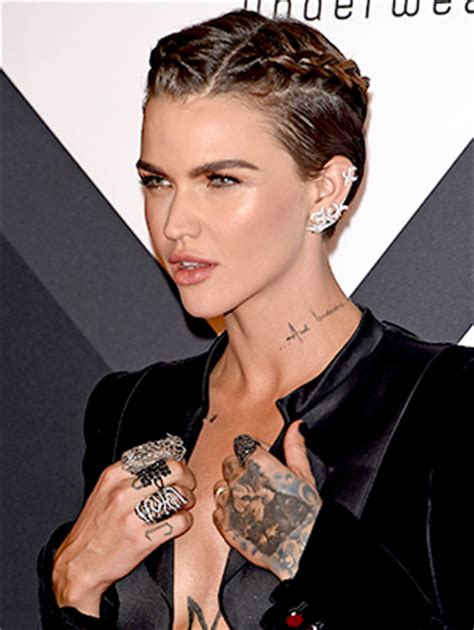 ruby rose new haircut 2016 hairstyle