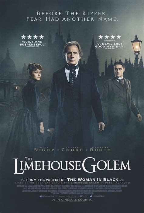 House Designers the limehouse golem 1 of 2 extra large movie poster