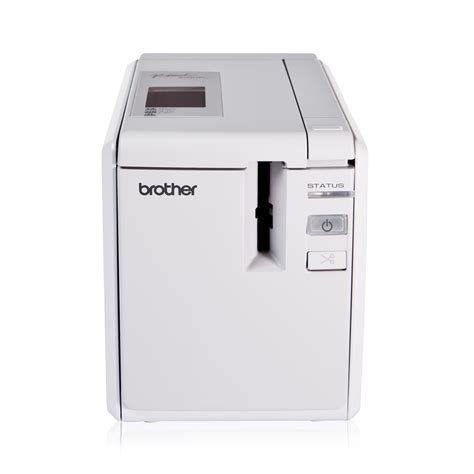 resetting brother p touch pt 9700pc high speed industrial label printer brother uk