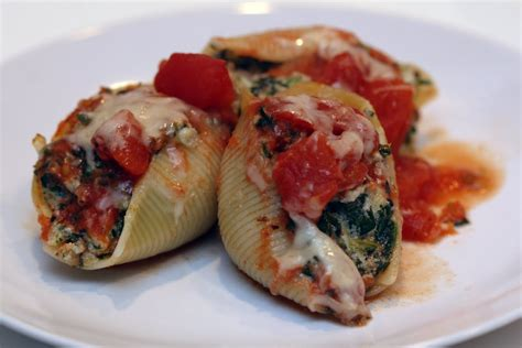 Stuffed Shells Recipe With Cottage Cheese by The Nummy Sausage And Cottage Cheese Stuffed