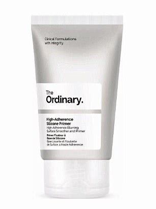 The Ordinary High Adherence Silicone Primer The Ordinary Primer buzz the new flash point daily mail