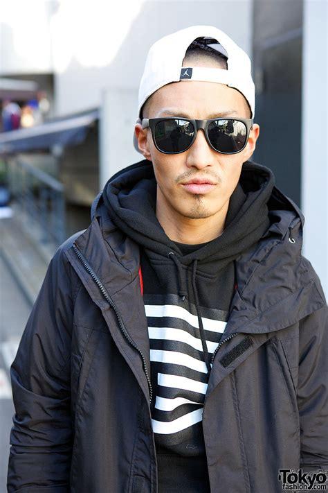 Jaket Hoodie Harajuku Black Navy nike air sneakers bomber jackets chicago bulls