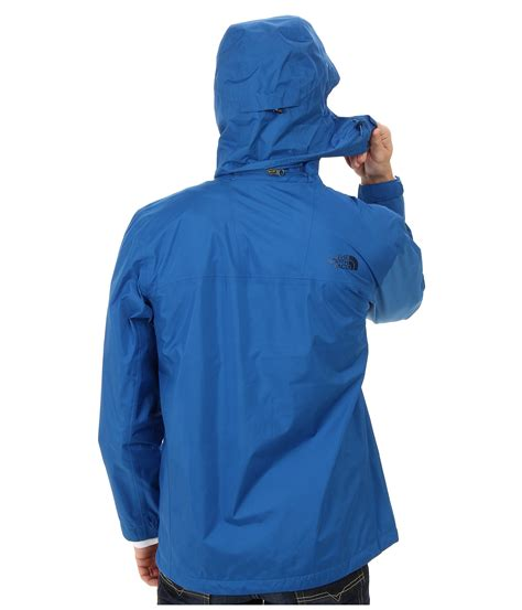 north face mountain light the north face blue mountain light jacket for men lyst