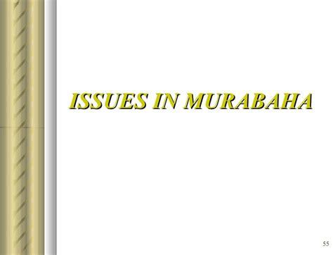 Murabaha Letter Of Credit 1 murabaha by najeeb kkhan