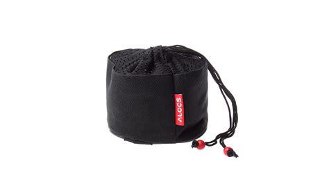 Portable Stove Alocs B02 15 57 alocs cs b02 portable cing stove w net pouch spirit burner black gold