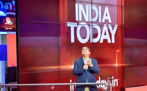 india today media news india today launches 24 hr news channel