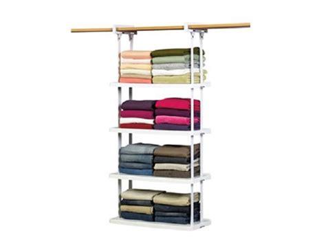 Wire Shelving Closet Design Tool Retrofit Closet Helper 4 Shelf Unit White
