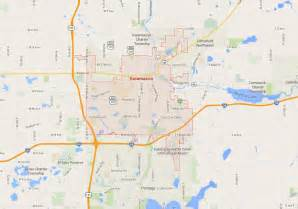 us map kalamazoo michigan kalamazoo michigan map michigan map