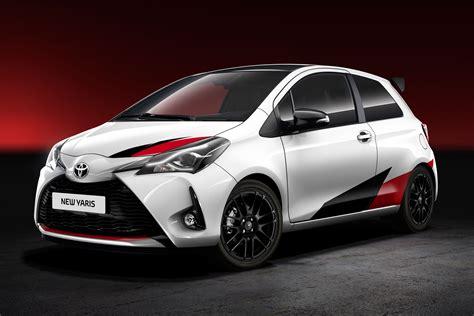 new toyota yaris grmn hatch set for geneva auto express
