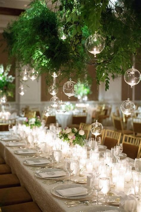 Green Dallas Wedding at the Rosewood Cresent   Receptions