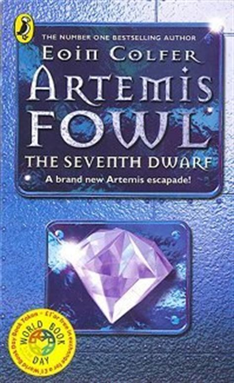 the seventh dwarf (artemis fowl #1.5) by eoin colfer