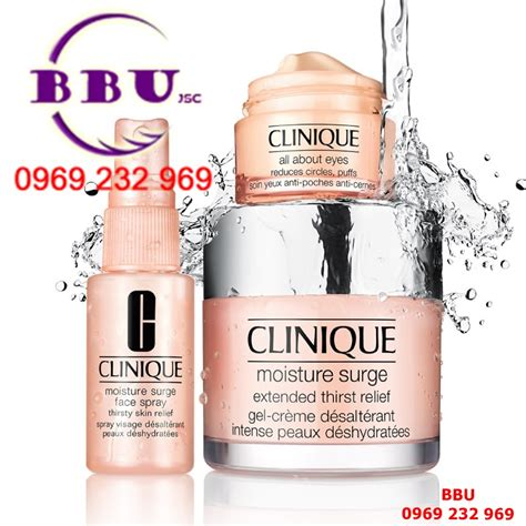 Set Clinique clinique set all about moisture 5giay