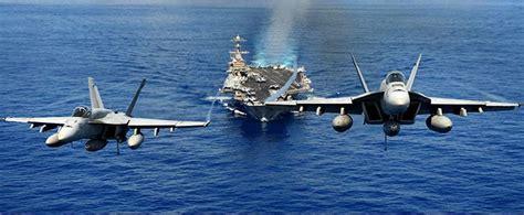 portaerei americane l iran affonda una portaerei quot americana quot difesa