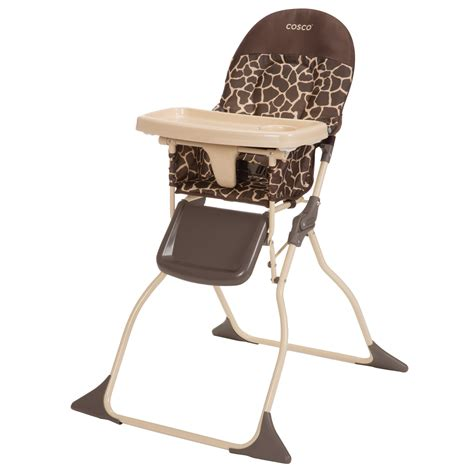 simple baby high chairs cosco simple fold high chair ebay