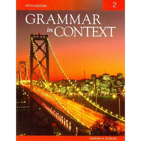 libro french grammar in context euroamericana pr