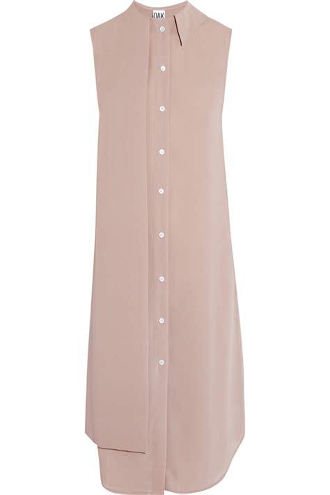 Stylish Shirt Dresses by Draped Shirt Dress 9 Stylish Midi Dresses For