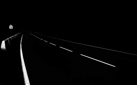 white road full hd wallpaper  background image