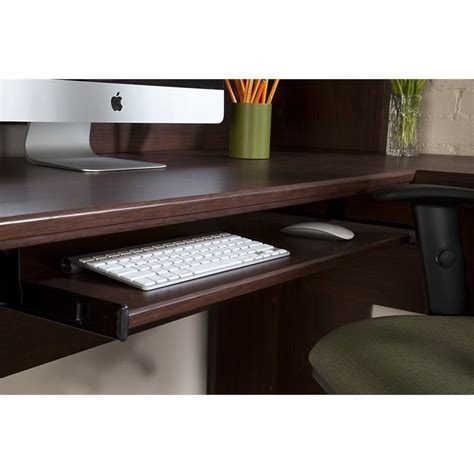l shaped desk with bookcase bush furniture achieve l shaped desk with bookcase in