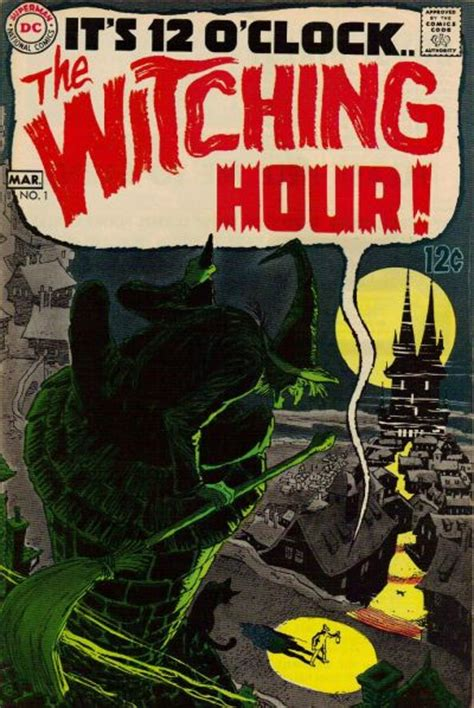 the witching hour westfield comics blog 187 for your consideration dc s showcase presents the witching hour vol 1