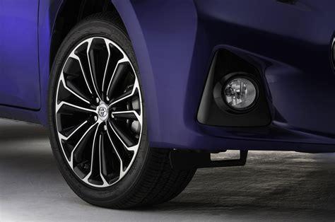Rims For Toyota Corolla 2014 Toyota Corolla Look Motor Trend