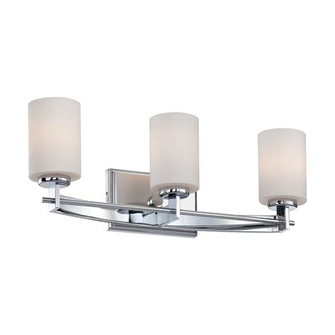amazon bathroom light fixtures quoizel ty8603c taylor 3 light glass bath wall fixture