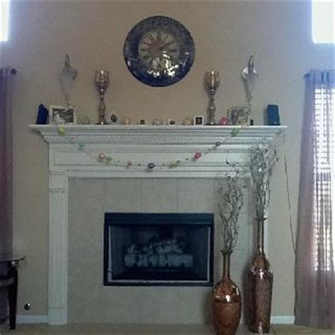 Fireplace Pier One by Fireplace Vases Clock And Mantel Decor From Pier 1