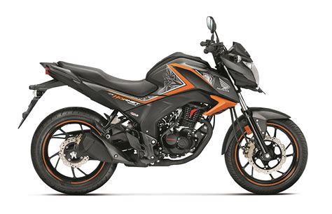 hornets colors honda cb hornet 160r special edition launched mars orange
