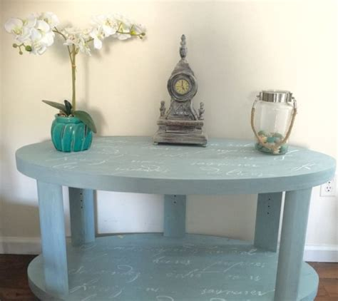 painted sofa table poem chalk painted sofa table our crafty