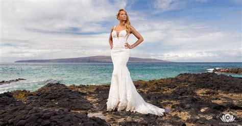 trash the dress trash the dress shoot makena cove maui hawaii