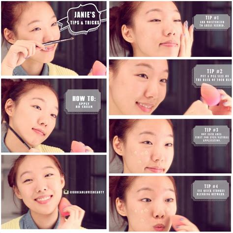 natural makeup tutorial using bb cream 17 best images about bb creams on pinterest blemish balm