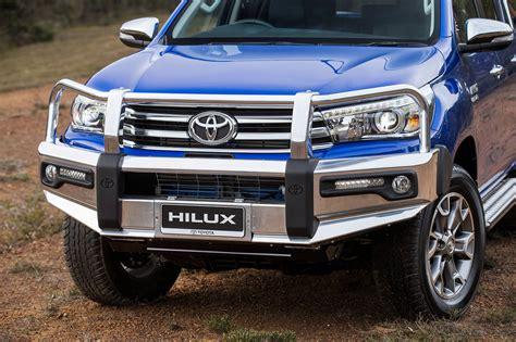 Genuine Toyota Accessories 2016 Hilux Will Get 60 Toyota Genuine Accessories