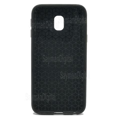 Carbon Samsung J3 Pro samsung galaxy j3 pro 2017 huanmin carbon fiber cover