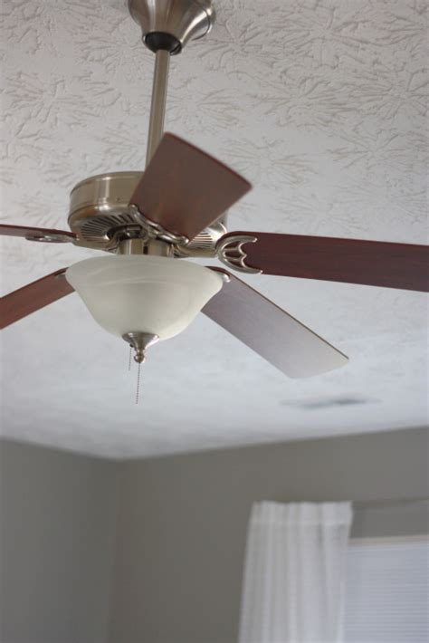 ceiling fan in master bedroom house tweaking