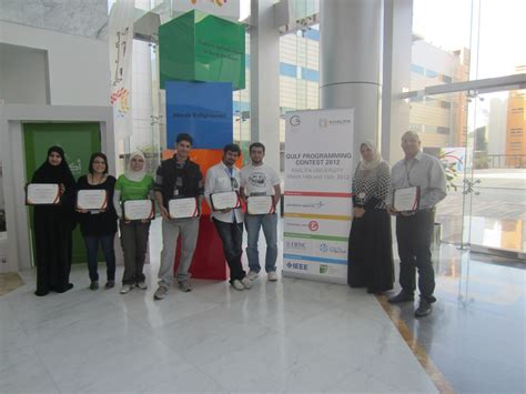 Gust Kuwait Mba by Gust Represents Kuwait At The Gulf Programming Contest Gust